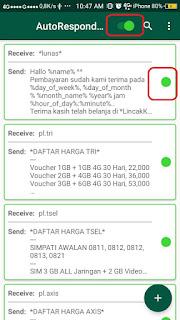 aktifkan bot Whatsapp