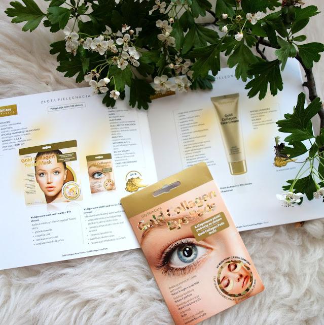 GlySkinCare Gold Collagen Eye Pads