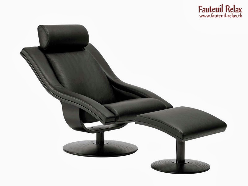 fauteuil move pivotant en cuir fauteuil relax. Black Bedroom Furniture Sets. Home Design Ideas