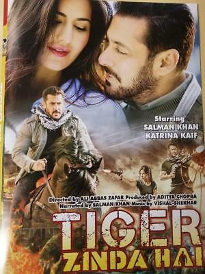 Tiger Zinda Hai (2017) Hindi 720p BluRay 1.4GB