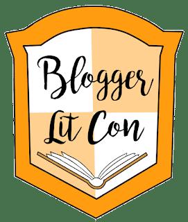 Logo de la Blogger Lit Con (BLC)