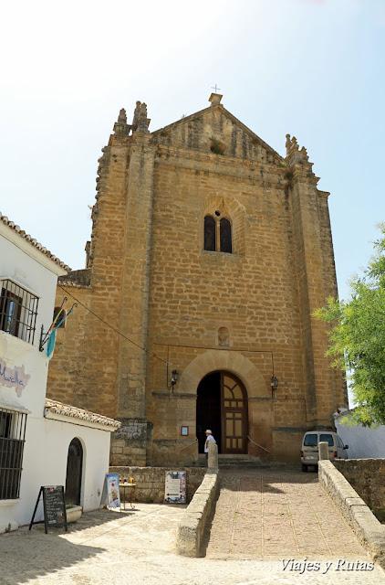 Iglesia del Espíritu Santo, Ronda