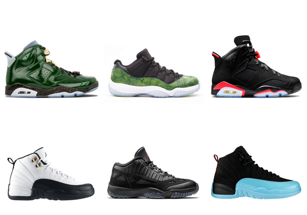 Merveilleux Canadau0027s The Closet Inc. Is Going Through With A Major Air Jordan Retro  Restock This Friday, April 22nd. While Most Of The Available Stock Consists  Of ...