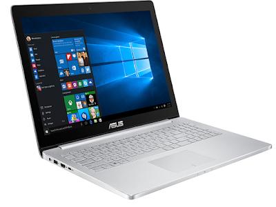 Image ASUS ZenBook Pro UX501VW Laptop Driver