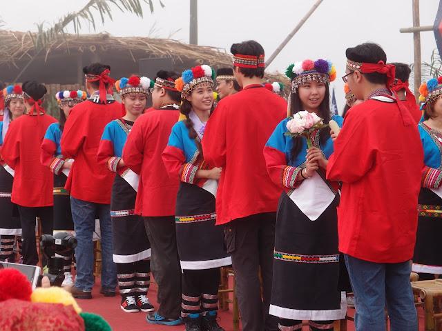 生命豆祭邹族婚礼