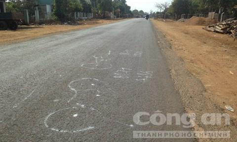 Gia Lai: Va chạm với xe ô tô, 2 thanh niên tử vong