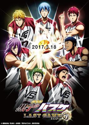 Kuroko no Basket: Last Game Subtitle Indonesia