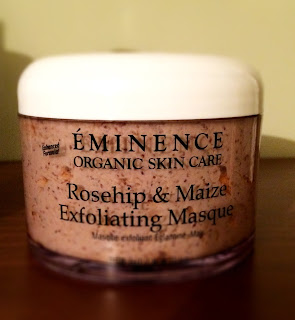 Éminence Rosehip and Maize Masque