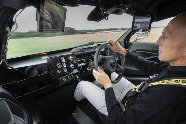 McLaren Speetail