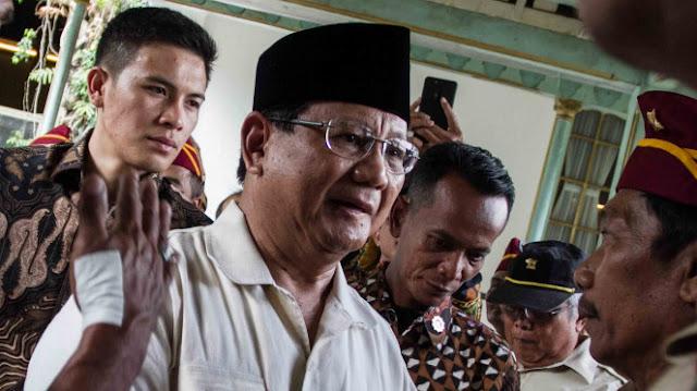 Milad ke-67, Prabowo Didoakan Ganti Presiden Petahana
