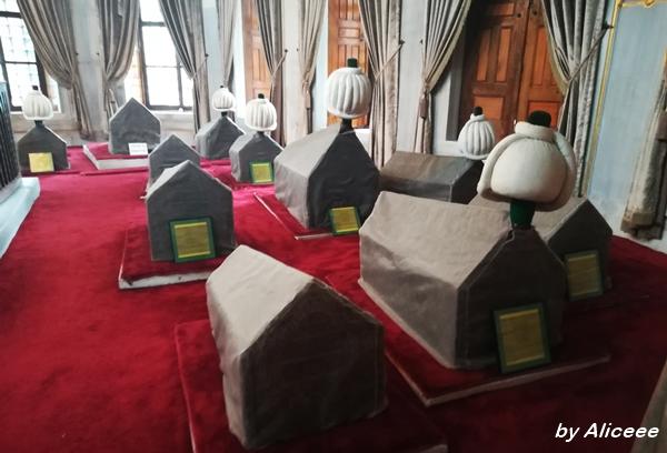 Mausoleu-mormant-turban-cimitir-Istanbul