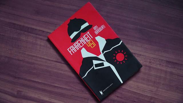 [Resenha] Fahrenheit 451 de Ray Bradbury