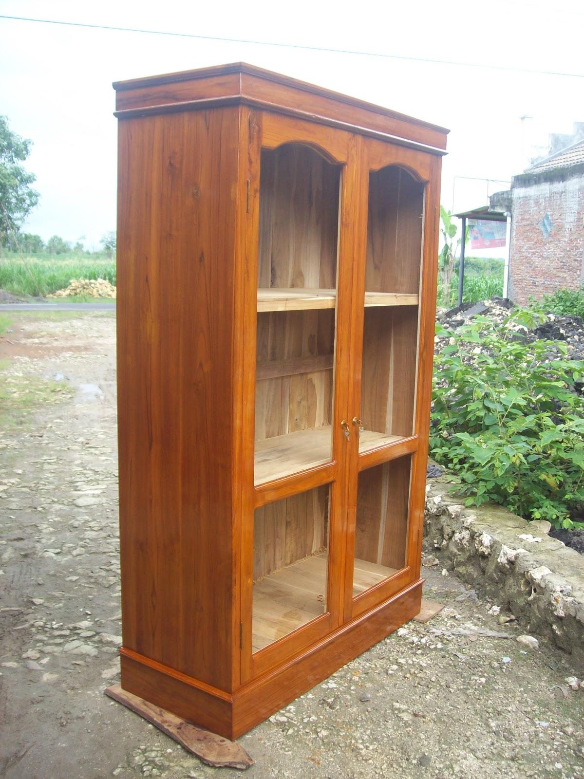 Mulya Jati Furniture Almari Berbahan Kayu Jati