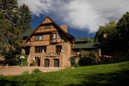 haunted places in Colorado