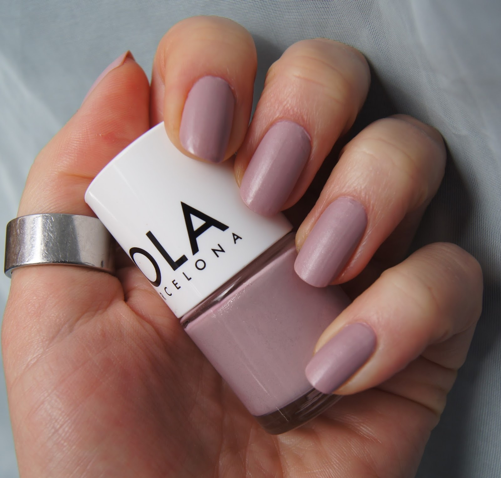 My Beauty Joy Paznokcie W Kolorze Lola Barcelona Born Nails
