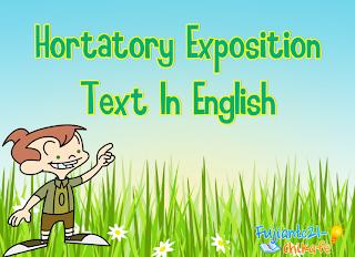 Indri Ghina S4 Hortatory Text