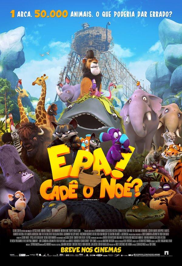 Epa! Cadê o Noé? - Full HD 1080p