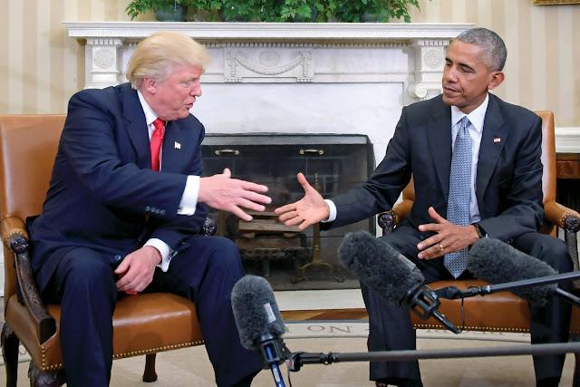 Obama Mulai Galak Menyerang Trump