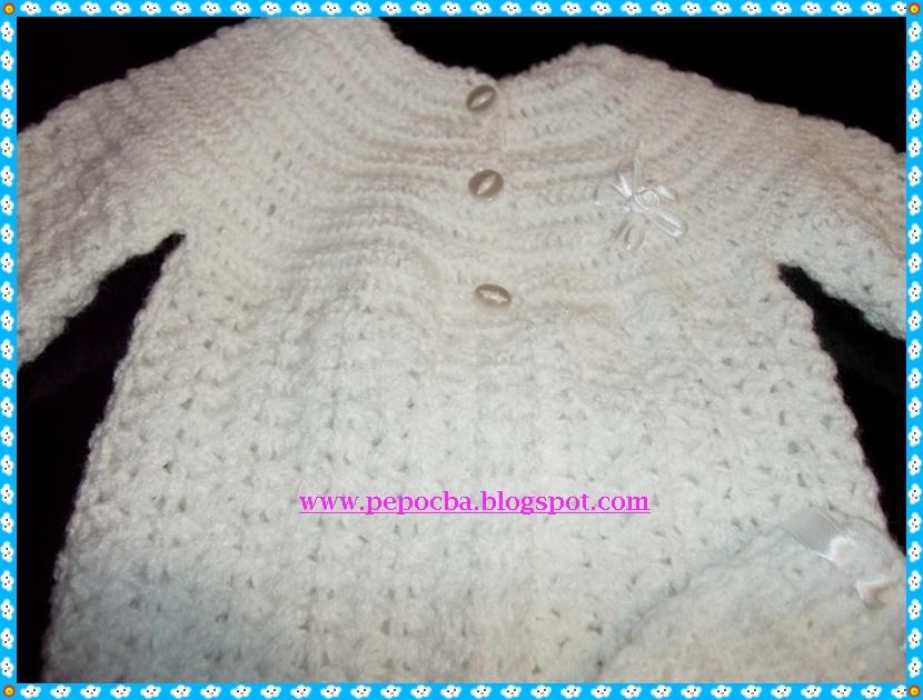 bf4273884d260 Tejidos Artesanales En Crochet Saquito Para Bebe Tejido - ViewLetter.CO