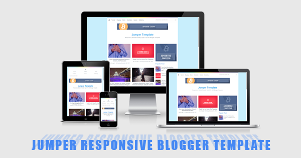 Jumper Responsive, Mobile and SEO Friendly Blogger Templates ...