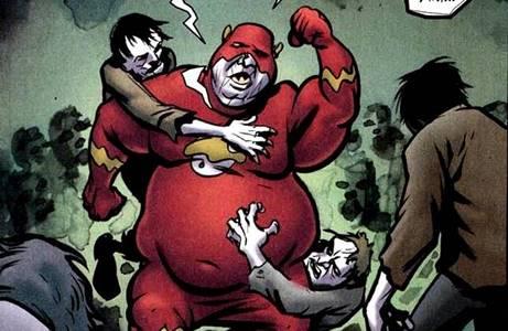 Bizarro Flash adalah