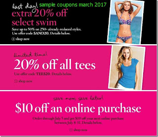 free Victoria's Secret coupons for march 2017