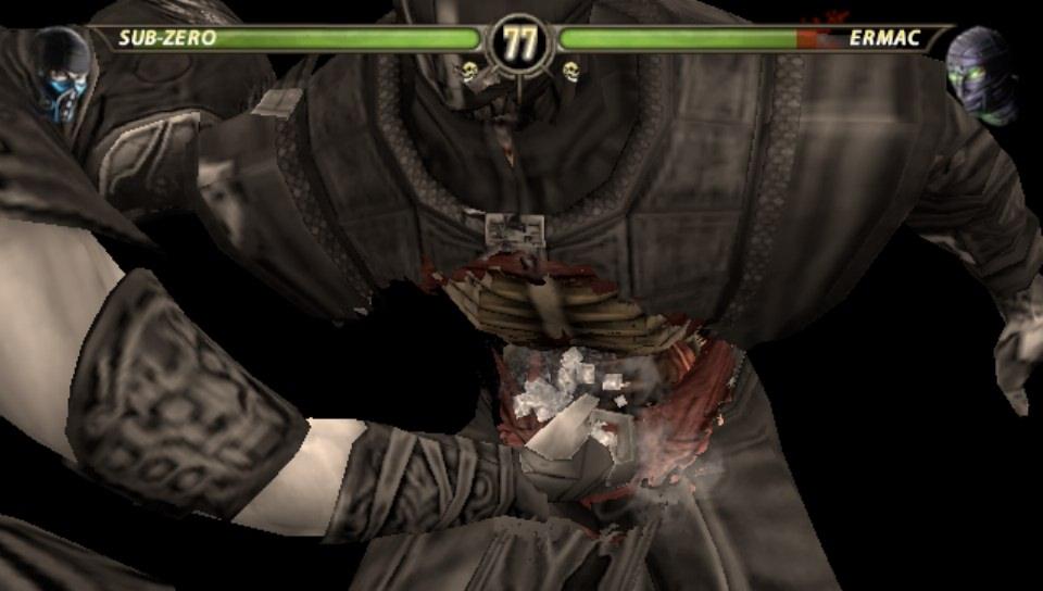 Brand New Mortal Kombat PS Vita Screenshots Released