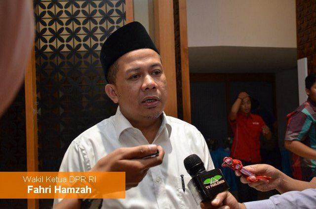 Ini Alasan UGM Larang Fahri Hamzah Ceramah Tarawih di Masjid UGM
