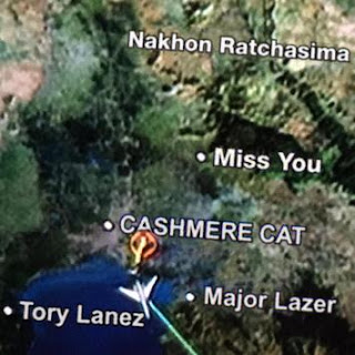 Cashmere Cat (with Major Lazer & Tory Lanez) - Miss You