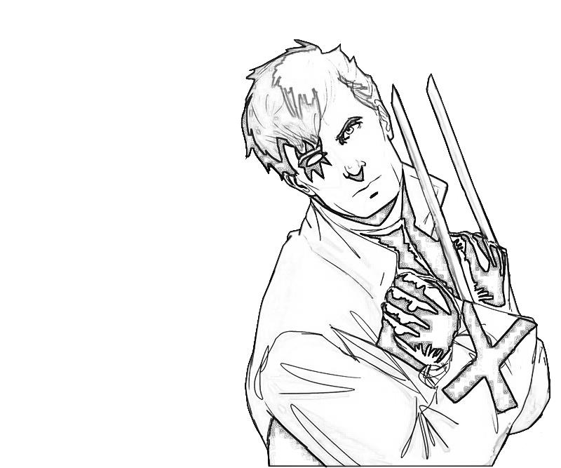 weapon coloring pages - photo#50