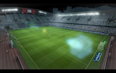 PES 2013 Estadio Riazor Deportivo de La Coruña for GDB by Sevak