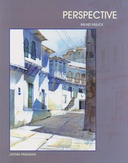 A book on Perspective by Milind Mulick.