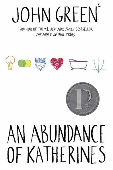 rrandomreviews: Review- An Abundance of Katherines