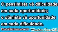 Mensagem de Winston Churchill