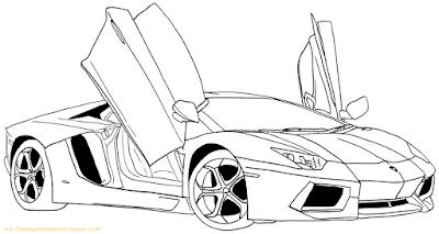 Mobil Lamborghini - 1