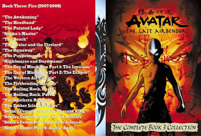 Download Avatar The Legend of Aang [Book 3] Subtitle Indonesia