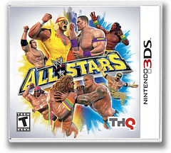 WWE All Stars 3DS Español, mega