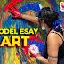 Hướng  dẫn làm IELTS Writing task 2 topic Art
