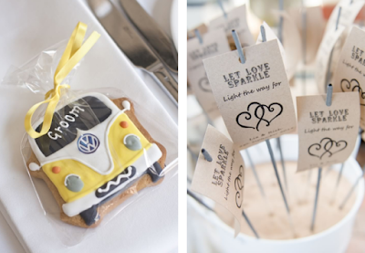4 Wedding Favours That Won't Be Left Behind