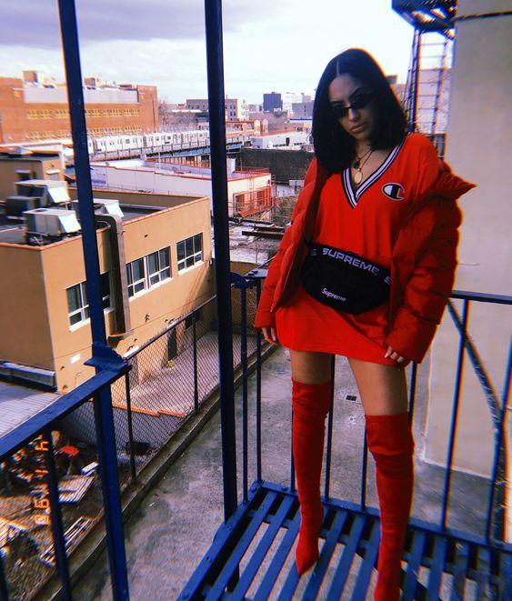 Batalha de tendências: bota vermelha x bota branca