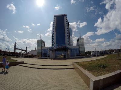 Hotel w Odessie przy Bulwarze nadmorskim