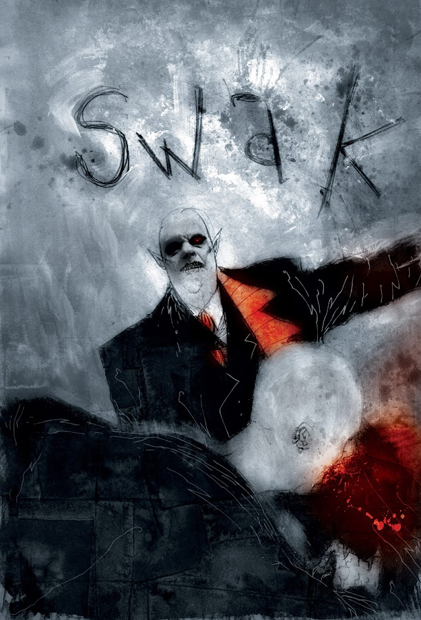 vampire comics idw