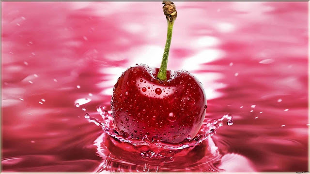 cherry wallpaper hd