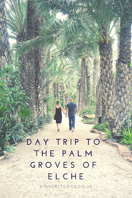PIN THIS: Day trip to the Palm Groves of Elche