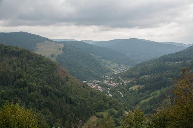 Entorno cascadas de Todnau
