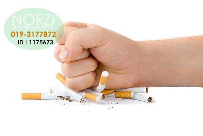Vivix bantu berhenti merokok