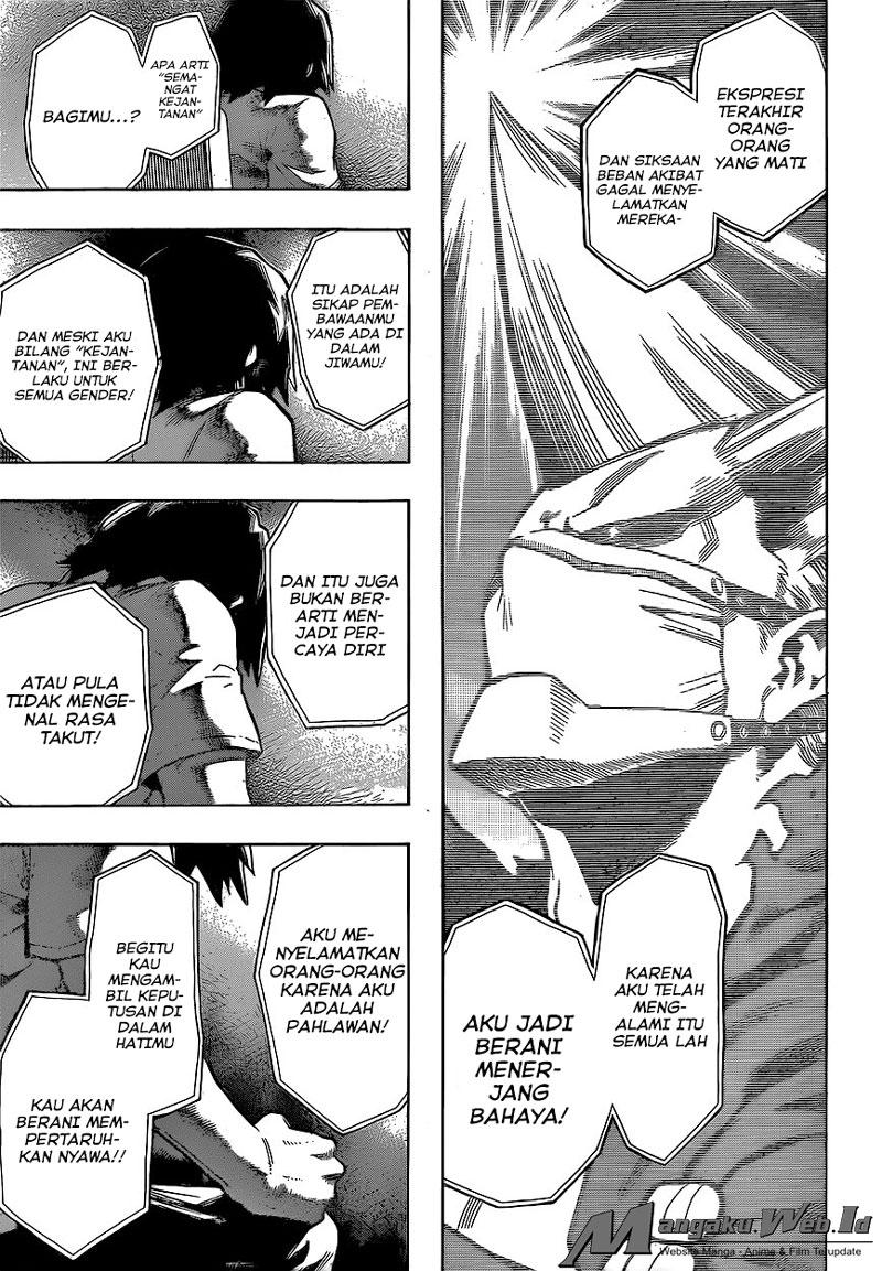 Boku no Hero Academia Chapter 145-6