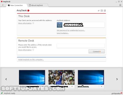 AnyDesk 4.2.2