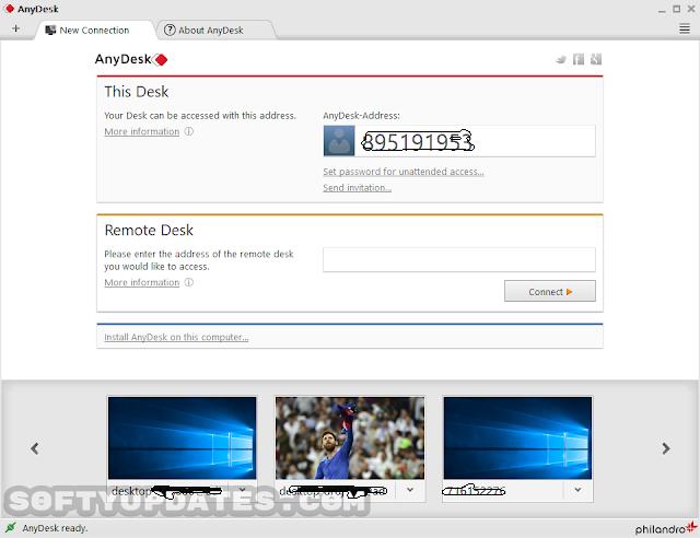 AnyDesk 5.1.0
