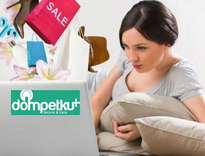 Berbelanja di Shop Online Indonesia, Pakai Dompetku+